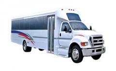 University Shuttles Commercial Bus
