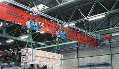 Suspension Cranes - Demag North America