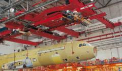 Demag process cranes