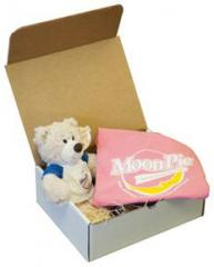 Child's Gift Box-Your Choice Pink or Denim