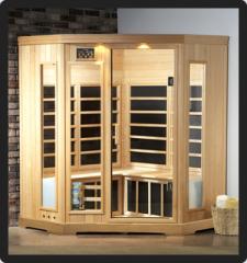 Far-Infrared Sauna B-Series B880