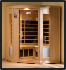 Far-Infrared Sauna B-Series B870