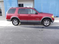 "Car 2002 FORD Explorer 4dr 114"" WB XLT"