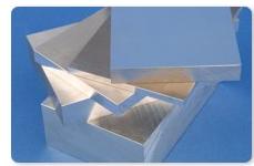 Plates Aluminium