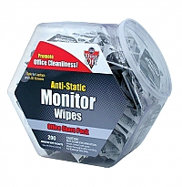 Monitor Wipes Office Share Pack - DMHJ