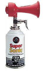 Super Sonic Horn, Red Metal - SSN