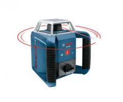 Self-Leveling Rotary Laser with Laser Receiver Bosch GRL400H