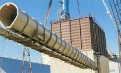 CamSpan Troughing Belt Conveyors