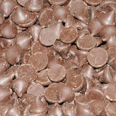 Chocolate Chips; Semi-Sweet / 4,000 Ct.