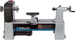 5-Speed Midi Lathe Delta Model 46-455