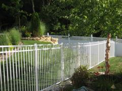 Aluminum Fencing Alumi-Guard