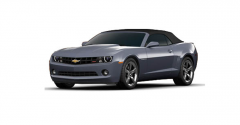 2013 Chevrolet Camaro Convertible 1LT Vehicle