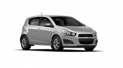 2013 Chevrolet Sonic Hatch 1SD Vehicle
