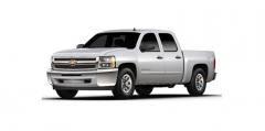 2013 Chevrolet Silverado 1500 Crew Cab Truck