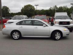 Car 2012 Chevrolet Impala LT