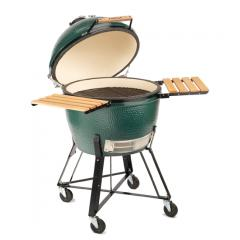 Big Green Egg Grill and Smoker