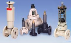 Thermoplastic Pressure Relief Valves