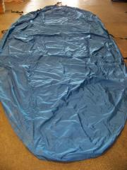 Custom Boat Cover For Charger 175T ALL YEARS Blue
