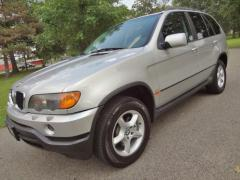 2003 BMW X5-Series X5 4dr AWD 3.0i SUV