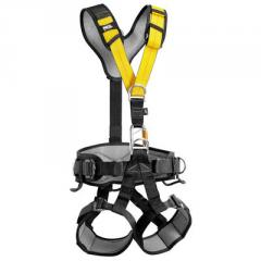 Navaho BOD Harness by Petzl, fits waists 28-47 in.