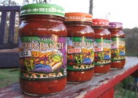 Case of Frog Ranch All-Natural Salsas (+ Mix