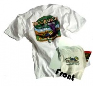 The Original Frog Ranch Farmer T-shirt