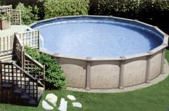 Distinction LX Above Ground Pools