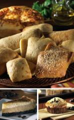 Sienna Bakery baked goods