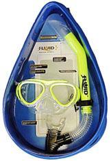 Fluid Water Sports Snorkel Kit