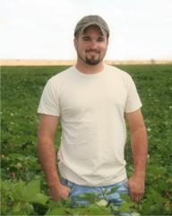 Organic Cotton Crew Neck T-shirt