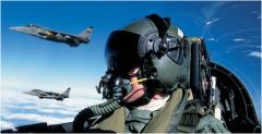 Alpha 300 Series Fast Jet Pilot Helmet