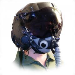 Joint Strike Fighter F35 Helmet