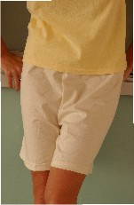 Organic Cotton Sport Shorts