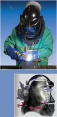 Standard Pureflo Welding Helmet