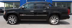 2013 Chevrolet Avalanche LTZ Truck