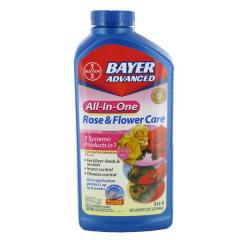 Bayer All-in-One Rose & Flower Care, Quart