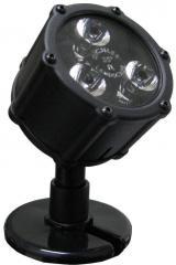 Kichler Spotlight 35 Deg 4.5W LED Black