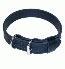 "1 1/2"" Premium Double Latigo Collar"