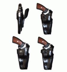 S100JR Thoroughbred Revolver Holster