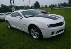 2012 Chevrolet Camaro 1LT Vehicle