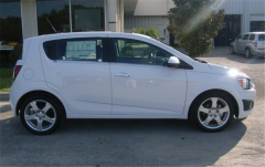 2012 Chevrolet Sonic LTZ Vehicle