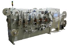 High Speed Dressing Machine, Heat Seal 600