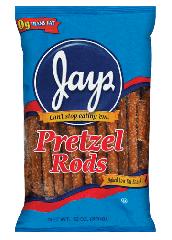 Jays Pretzel Rods