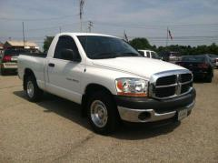 Truck 2006 Dodge Ram 1500 2WD Regular Cab 6.3 Ft