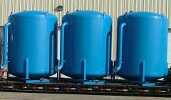 Carbon Filtration Tanks