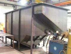 Industrial Separator Tank