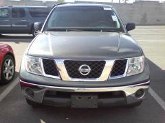 Used 2006 Nissan Frontier Truck Crew Cab
