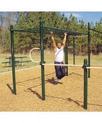 Outdoor Fitness Equipment