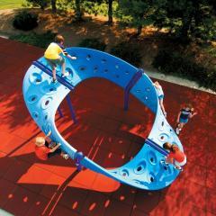 Freestanding Climber, Infinity Loop
