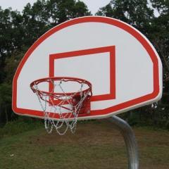 Heavy Duty Basketball Goal Set, SportsPlay